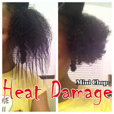 heat damage