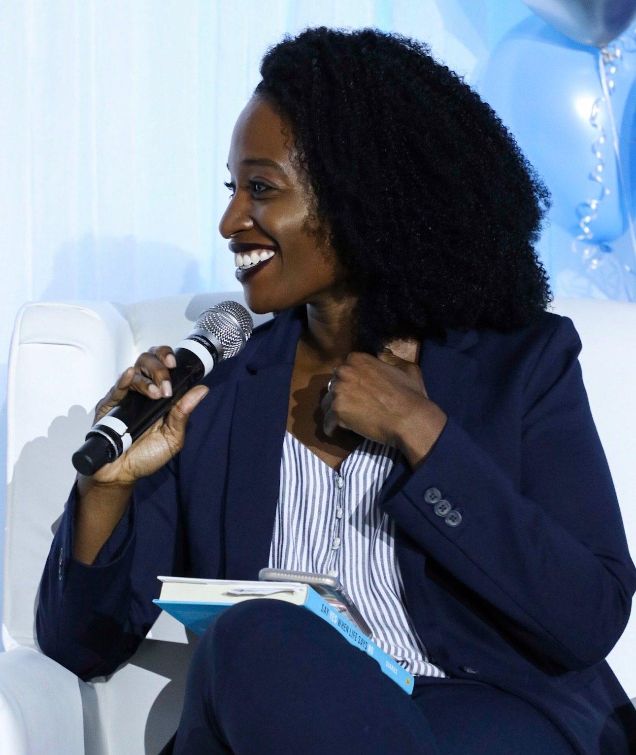 Speaker Author Advocate